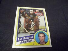 1984-85 Topps #14 Tom Barrasso Rookie Sabres - nrmtmt