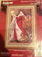 Janlynn Christmas Cross Stitch Kit Santas Wish List Kit 09-67 Sealed