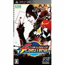 Used PSP King of Fighters Portable 94 98 Orochi  SONY PLAYSTATION JAPAN IMPORT