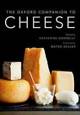 The Oxford Companion to Cheese (Oxford Companions) by Kehler, Mateo | Hardcover