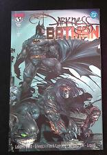 Darkness Batman DC Top Cow Comics Graphic Novel Scott Lobdell NM