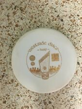 used Westside Harp putt and approach disc