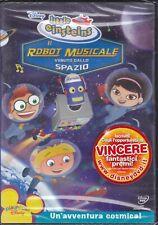 DVD Disney Little Einsteins - Il Robot Musique Kam Chancellor Espace Nouveau