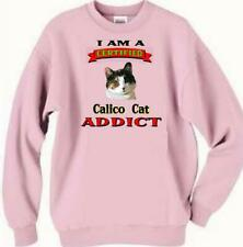 Ragdoll Sweatshirt - I Am A Certified Ragdoll Cat Addict