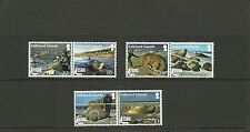 FALKLAND ISLANDS 2015 ELEPHANT SEALS RESEARCH GROUP SET MNH