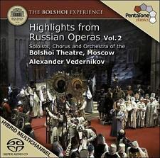 Bolshoi Experience (Highlights), Vol. 2 [SACD], New Music