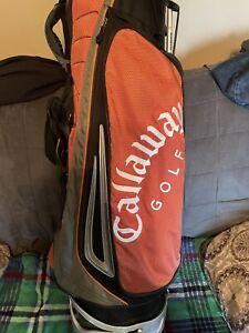 Callaway warbird hot stand bag