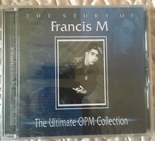 """Francis M """"The Story Of Francis M"""" 2009, Magalona, OPM Rap, OOP, New! Best Of CD"""