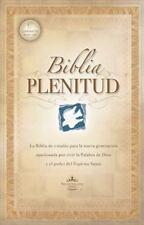 Biblia Plenitud Biblia Plenitud Book By RVR 1960- Reina Valera 1960 Hardcover Ne