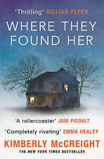 Where They Found Her by Kimberly McCreight  Paperback Book