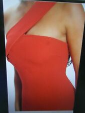 new with tags sexy ladies scarlet one shoulder Pink Boutique dress size 16