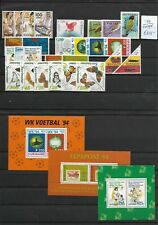 SURINAME  @  Year  1994  Complete    Nice Priced   MNH  @ Sur.117