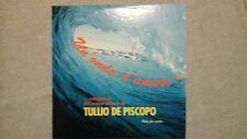 DE PISCOPO TULLIO - UN'ONDA D'AMORE. PROMO CD SINGOLO 1 TRACK. RARO!