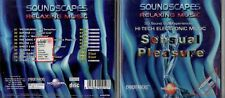 SENSUAL PLEASURE Cybertracks Soundscapes Relaxing Music CD Issue 08 3D Sound