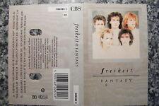 Musikkassette Münchener Freiheit / Fantasy – Album English