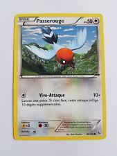 PASSEROUGE 86/106 - Xy - Etincelles - Pokémon commune