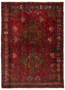 Traditional Baluchi rug Free Shipping Vintage  Afghan tribal hand knotted rug 2/'8 x 4/'5 ft