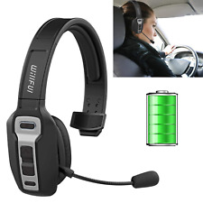 Noise Cancelling Bluetooth Headset Headphone With Mic For Trucker Truck Driver