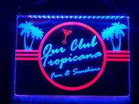 Own Design Two Color  Personalized Custom Poster A3 size  LED Neon Bar Sign