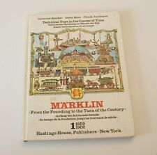 Early Marklin Book - Technical Toys in the Course of Time, Vol. 1  1859-1902