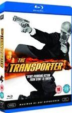 The TRANSPORTER Blu-ray DVD Region 2