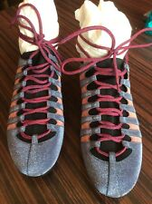 Designer Gucci Football Boots Sneakers Shoes Authentic Discontinued