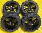 OFFROAD Tire Set B 4PC SQUARE DRIVE For FG Smartech Nutech Duratrax Carson 1/5