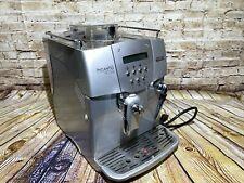 Saeco Incanto Deluxe S-Class SUP021YBDR Digital Superautomatic Espresso Machine