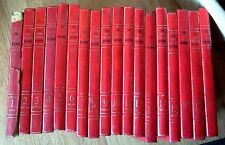 The New Caxton Encyclopedia Volume 1 to 18 Dates to 1966 Purnell & Sons