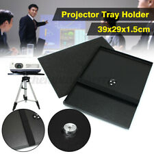 PC Notebook Projector Tray Stand Holder Tripod for 3/8'' &1/4'' Screw For Laptop