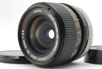 Excellent+5 Rare O Mark CANON FD 24mm f/2.8 MF Wide Angle Lens for FD From Japan
