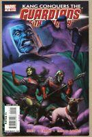 Guardians Of The Galaxy #19-2009 nm- 9.2 Marvel Dan Abnett Death of the Warlock