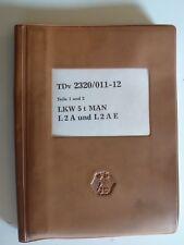 Si CAMION 5 T l2a/l2ae-Istruzione Funzionamento/dispositivi descrizione, 11.1972, 264 pag.