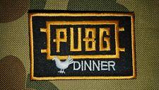 NEW PUBG DINNER PLAYERUNKNOWNS BATTLEGROUNDS TACTICAL AIRSOFT PATCH AUSTRALIA AU