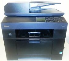 Dell 2335dn MFP Monochrome Laser Printer Scan Fax Copy 35ppm 600dpi ADF Flatbed