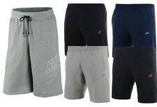 Nike Cotton Blend Shorts Activewear for Men with Pockets