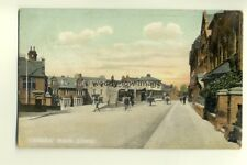 tp6296 - Middx - The Main Street & Kings Head Hotel at Harrow in 1921 - Postcard