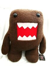 "Domo Kun 23"" X-Large Brown Plush Stuffed Toy-23.5"" Standing Domo Kun Plush-New!"