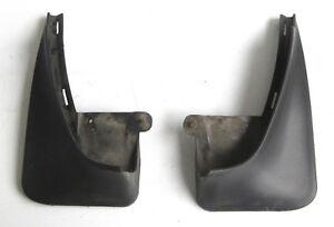 Genuine Used MINI Rear Mudflaps Pair for R56 R57 R58 Cooper S  0415123 / 0415126