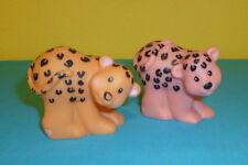 Fisher Price Little People Noah's Ark Zoo Animals Leopards