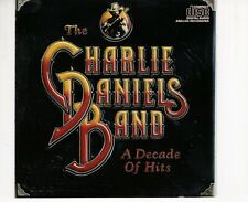 CD CHARLIE DANIELS BAND	a decade of hits	US EX+  (B3920)