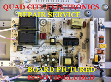 Repair Service  for Power Supply KW-PIV400102A Sceptre X405BV-FHD