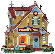 LEMAX HARVEST CROSSING PAULINE'S PIE SHOP # 55936  NIB