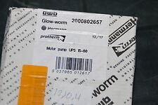 AWB Glow-Worm 2000802657 MOTORE POMPA MOTORE pump UPS 15-60 NUOVO