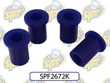 REAR SHACKLE SPRING UPPER BUSH KIT-TOYOTA HILUX GGN15,KUN16,TGN16 2WD 05-15