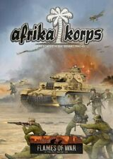 Flames of War FW242 - Afrika Korps Army Book