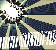 Tokyo Ska Paradise Orchestra - HIGH NUMBERS - Japan BOX CD - J-POP - 14Tracks