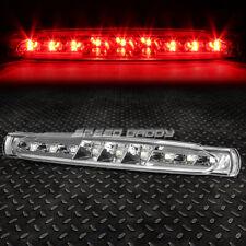 FOR 97-04 CHEVY CORVETTE LED THIRD 3RD TAIL BRAKE LIGHT STOP PARKING LAMP CHROME