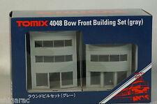 Tomytec n scale 4048 Bow Front Building Set  / Tomix n gauge