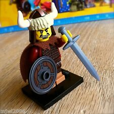 LEGO 71007 Minifigures HUN WARRIOR #2 Series 12 SEALED Minifigs Sword Shield Hat
